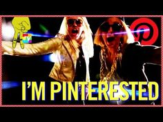 ▶ I'm Pinterested with Audrey Whitby and Gracie Dzienny - YouTube