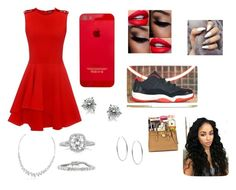 """date"" by adaijaj on Polyvore featuring Alexander McQueen, Michael Kors and Mark Broumand"
