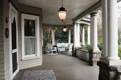 great front porch