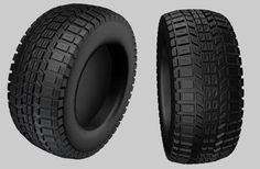 Creating A Car Tyre Tutorial - Best Cinema 4D Tutorials On Tutorial Guide