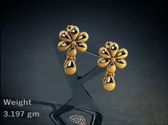 Ba Gold Jewellery Design Jewelry Jewelery Ring Earrings Diamond