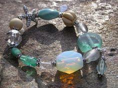 beautybrain bracelet...  surfgal...
