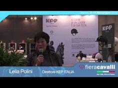 Intervista a Lelia Polini di Kep Italia HD #fieracavalli
