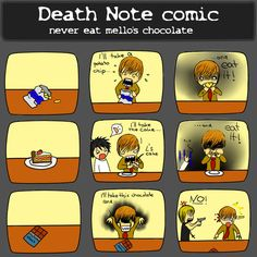 And just like that, Light Yagami was defeated. Death Note should've ended like this