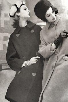 Jean Shrimpton, Harper's Bazaar photo Richard Dormer 1961