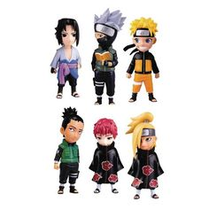 These are the Naruto Shippuden Mininja Blind Box Series 4 Inch Figure made by Toynami. They're awesome! There are 6 different characters to collect. Its super n