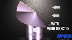Wind Directional Chimney Cap - Stainless Steel - HVAC products by FAMCO ...