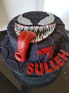 Cute Birthday Ideas, Hubby Birthday, Kids Birthday Themes, 60th Birthday Party, Birthday Cakes, Spiderman Birthday Cake, Happy Birthday Minions, Avengers Birthday, Funny Minion