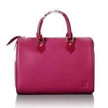 95c7e2ebc615 Louis Vuitton EPI Speedy 30 with Fuchsia Color m41526  169.00 Replica  Handbags