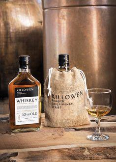 Killowen Bonded Experimental Series: Oatmeal Imperial Stout Cask   The Whiskey Companion Irish Whiskey Brands, Whiskey Bottle, Vodka Bottle, Shandy, Alcohol Content, Home Baking, Pinot Noir, Distillery, Rum