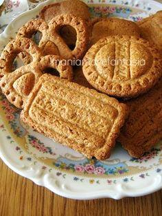 Biscotti con farina integrale e miele, ricetta light