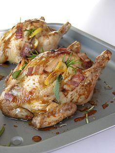 :: ΒΑΓΓΕΛΗΣ ΔΡΙΣΚΑΣ :: κάθε μέρα σεφ ::ψητό κοτόπουλο με αρωματικά και λεμόνι