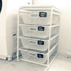 洗濯カゴだけじゃない!効率&見た目アップの洗濯物入れ | RoomClip mag | 暮らしとインテリアのwebマガジン