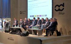 """Debata branżowa """"Design i innowacje – sposób na rynkowy sukces i budowanie wizerunku w meblarstwie"""". 19 lutego 2015 r. na forum arena DESIGN na temat przyszłości polskiego meblarstwa rozmawiali eksperci i praktycy tej branży. Events, Design"""
