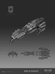 Could this be the ONLY Gallente ship that looks good?!?!