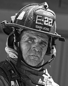 Fire Fighter Portraits