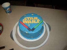 S and J Crafts: Star Wars Cake