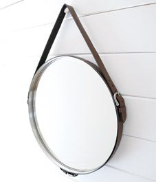 DIY project: Captain's mirror—How to make your own captain's mirror to save on cost, but not style.