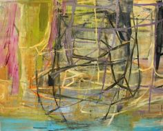 As the World Turns by Deborah Dancy | artsy forager #art #paintings #abstract
