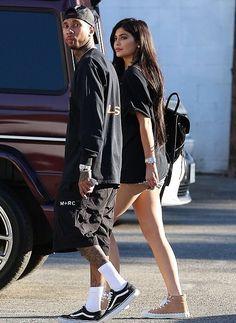Tyga & Kylie