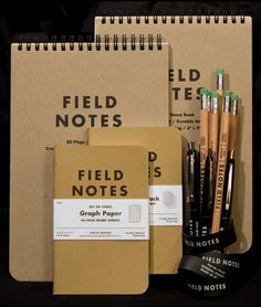 From Seed  Field Notes  Field Notes    Field Notes
