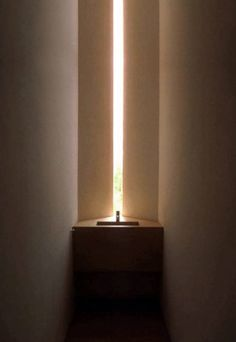 minimalist interior by JOHN PAWSON & CLAUDIO SILVESTRIN, bathroom, Neuendorf villa, Majorca, spain