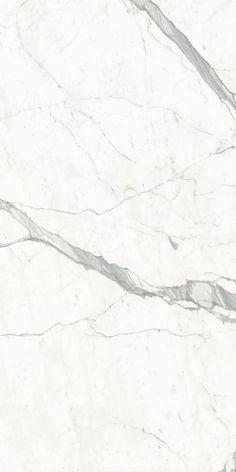 Calacatta statuario maximum Marmi maximum, white marble/granite effect porcelain tiles Floor Texture, Tiles Texture, Stone Texture, Marble Texture Seamless, Seamless Textures, Statuario Marble, Calacatta Marble, Corian, Large Format Tile