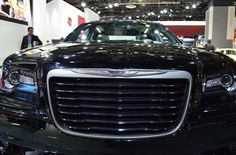 Chrysler 300 | It's Summer - Time to Bring Out the Grille