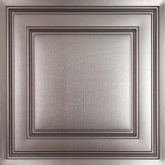 Stratford Faux Tin Drop Ceiling Tiles