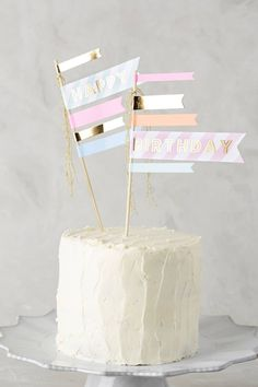 Shop the Happy Birthday Cake Flags and more Anthropologie at Anthropologie today. Read customer reviews, discover product details and more.