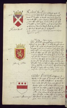Another folio, includes Richard Neville's arms. http://www.thedigitalwalters.org/Data/WaltersManuscripts/html/W847/description.html