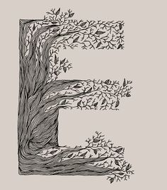 Typography Sketchbook by Meni Chatzipanagiotou, via Behance
