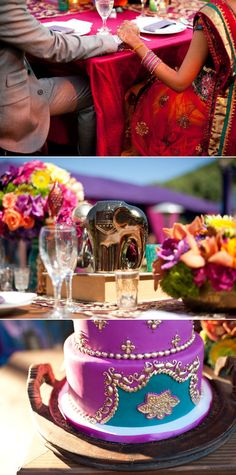 Saddlerock Ranch Wedding by Events of Love and Splendor – Style Me Pretty
