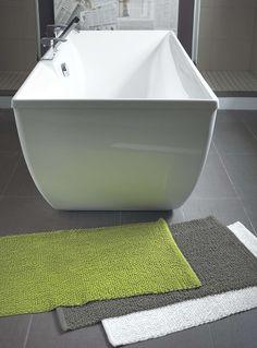 Le tapis de bain couleurs tropicales 50x80 cm - Tapis de bain   Simons
