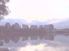 So where is my happy ending? by Andrix Green on My Happy Ending, Happy Endings, Bucharest, New York Skyline, Clouds, River, Park, Green, Outdoor