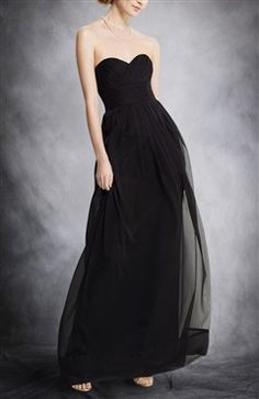 It is our hot sell dress from bridesmaid dresses category.Chiffon Black A-Line Strapless Sweetheart Floor-Length Bridesmaid Dresses Style Code: 07483 $84  Shop now:http://www.outerinner.com/chiffon-black-a-line-strapless-sweetheart-floor-length-bridesmaid-dresses-pd-07483-12.html  #outerinner #bridesmaiddresses