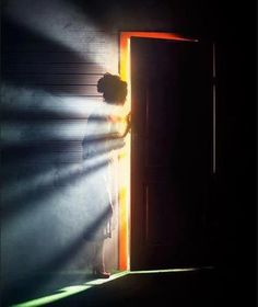 """""""Ask and it will be given to you; seek and you will find; knock and the door will be opened to you."""""""
