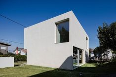 Mami House NoArq Architects Matosinhos, Porto, Portugal