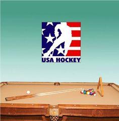 "NHL USA Hockey Logo Wall Decal 22"" x 22"" by Room Wall Art, http://www.amazon.com/dp/B007BGQANW/ref=cm_sw_r_pi_dp_qUNvqb1NPQ4D1"