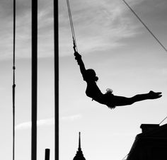 Flying High in Montreal by Toshio Kishiyama. S)