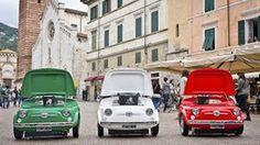 SMEG 500 – Fiat 500 koelkast voor de liefhebbers.