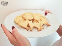 Máslové sušenky - Cat & Cook