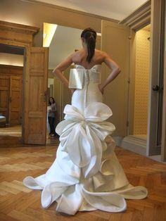 DRESS LIST 5 Dress ドレス Micie.motoazabu・ミーチェ 元麻布 Portocarvo Modern kimono inspired wedding dress by Japanese designer Micie