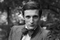 jacques de basher les inrock style | Jacques de Bascher à la mare Saint-James, à Neuilly, en 1973 ...