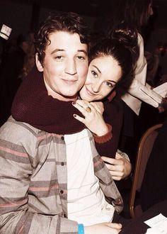 Miles Teller & Shailene Woodley