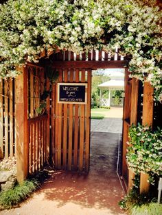 Mount Tamborine Vineyard & Winery Welcome to your happily ever after Private Secret Gardens Tamborine Mountain