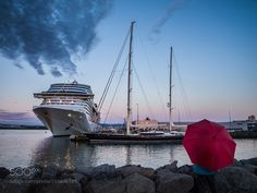 MSC Splendida by GulaugHelgadttir