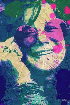 Janis Joplin~ love this one!!