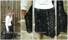 "Юбка ""чорна орхідея"" #gardensstyle Sequin Skirt, Sequins, Skirts, Fashion, Moda, Fashion Styles, Skirt, Fashion Illustrations"