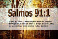 Descanso à sombra do Onipotente   Salmo 91